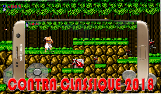 shadow contra classic 2018 - náhled