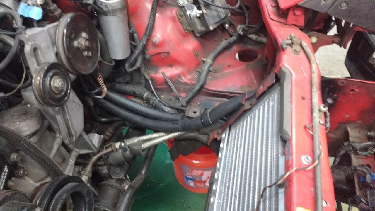 Water to Air Intercooler Installation - RX7Club com - Mazda RX7 Forum