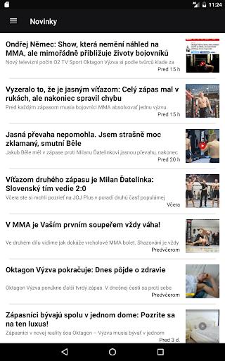 Oktagon MMA  screenshots 11