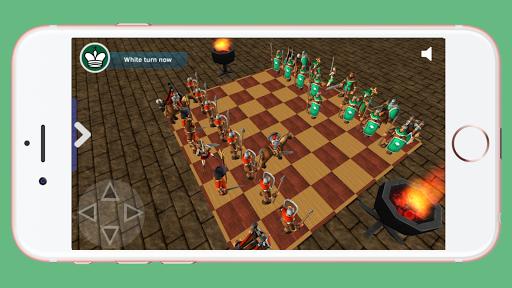 Chess Battle War 3D 1.10 screenshots 3