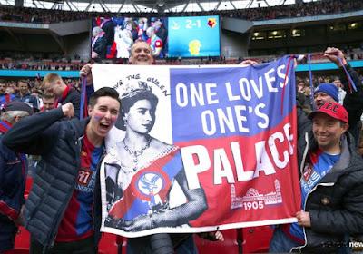 📷 La police ouvre une enquête pour une banderole des supporters de Crystal Palace contre le propriétaire saoudien de Newcastle