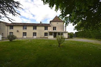 maison à Souffrignac (16)