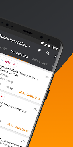 Chollometro u2013 Chollos, ofertas y cosas gratis screenshots 2