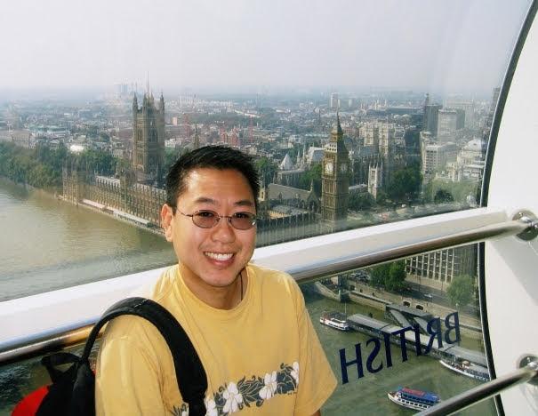 London Sabbatical