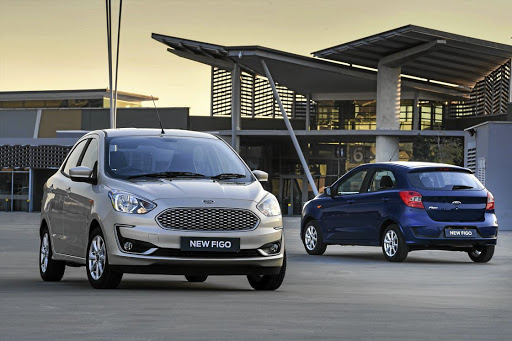 The new Ford Figo is now on sale in SA. Picture: QUICKPIC