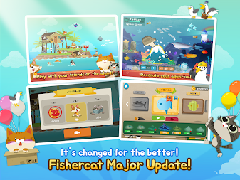 The Fishercat APK screenshot thumbnail 9