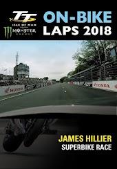 Tt On-Bike Laps 2018: James Hillier: Superbike Race