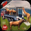 Transport Truck: Farm Animals icon