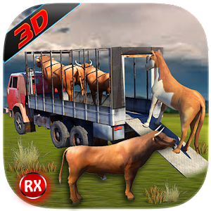 Transport Truck: Farm Animals for PC and MAC
