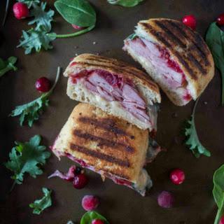 Ham Cheddar Cranberry Melt
