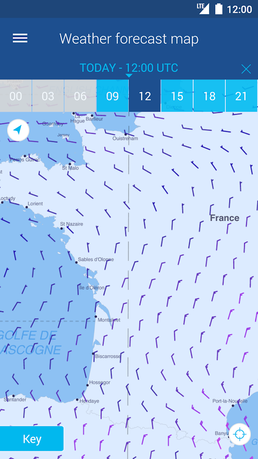 Météo Marine- screenshot