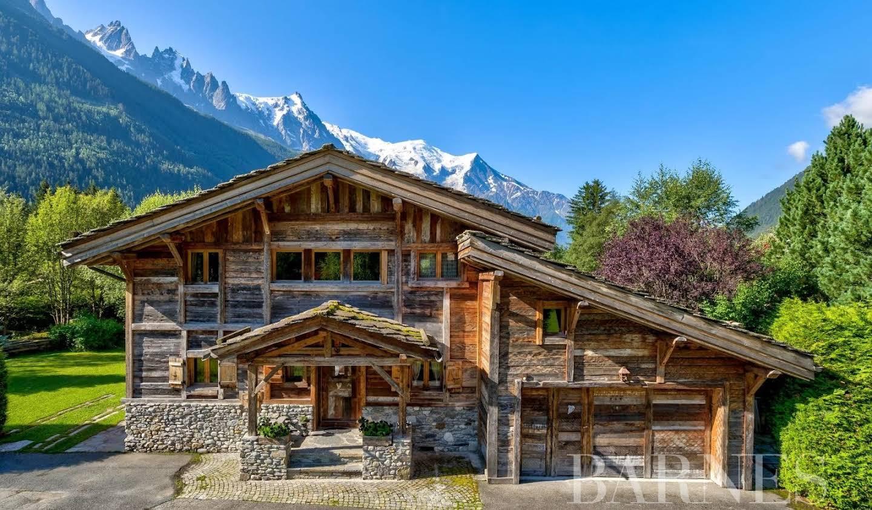 Chalet avec vue panoramique et terrasse Chamonix-Mont-Blanc
