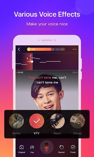 WeSing - Sing Karaoke & Free Videoke Recorder 5.20.1.481 Screenshots 4