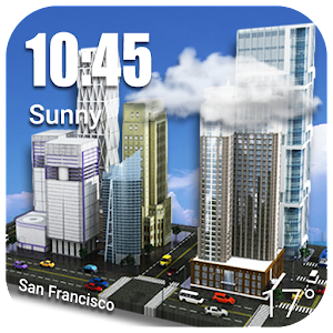 3D Mini Sky Super Widget Free