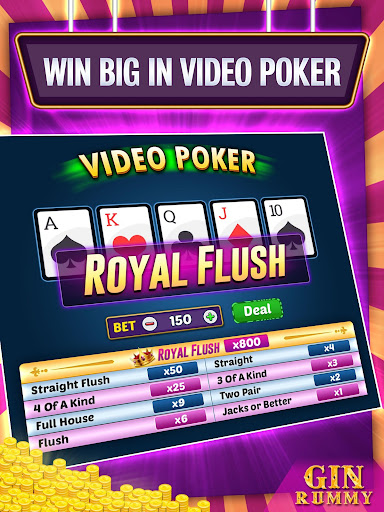 Gin Rummy Online - Multiplayer Card Game 14.1 screenshots 24