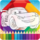 How To Color Mcqueen Cars Game