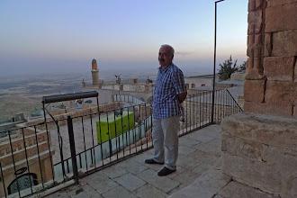 Photo: Roni War, Kurdish writer and journalist, Mardin 2014