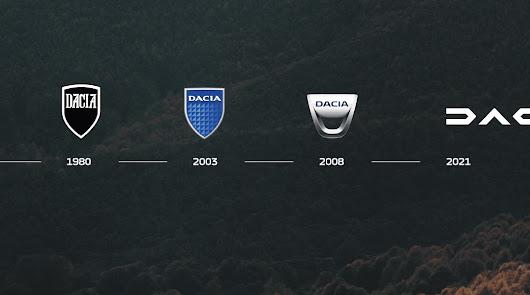 Nuevo emblema, nuevos colores ¡Siempre Dacia!