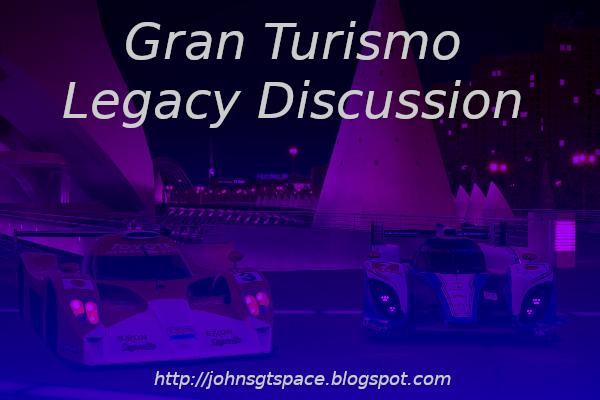 Gran Turismo Legacy
