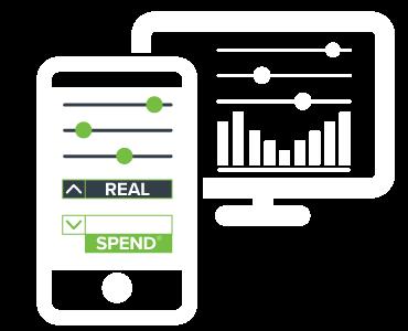 Real Spend Calculator - Demo