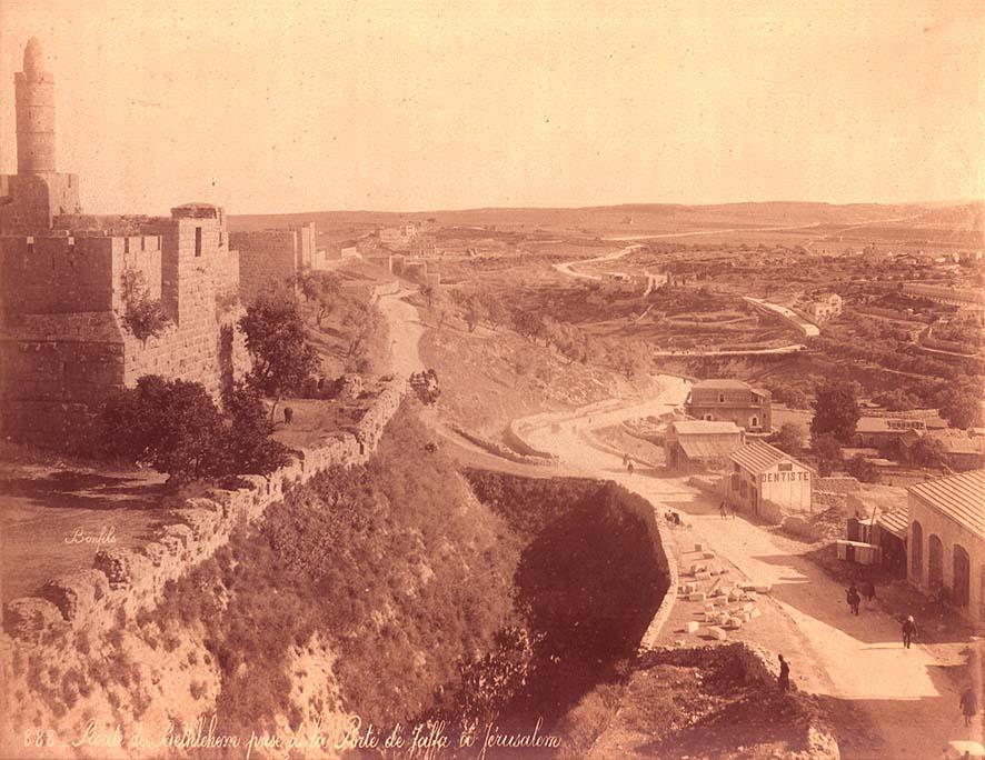 Bethlehem, before the 20th Century
