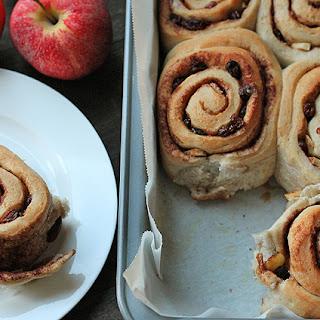 Apple Raisin Cinnamon Rolls Recipes