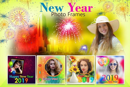 New Year Photo Frame 2019 1.0 screenshots 9