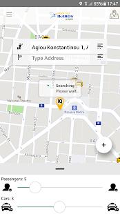 Ikaros Radio Taxi - náhled