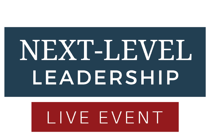 Next-Level Leadership Live Event
