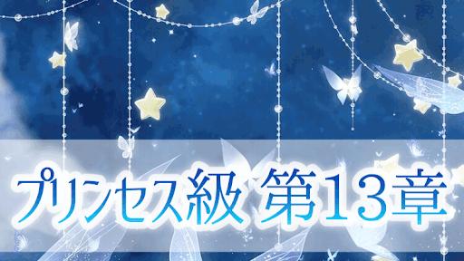 プリンセス級13章