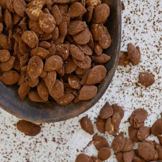 Cocoa Roasted Squash Seeds