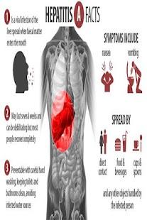 Hepatitis - náhled