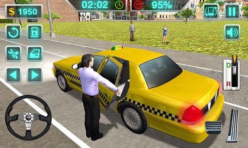 Taxi Diver 3D - Modern Taxi Drive Simulator 2019 1.03 screenshots 1