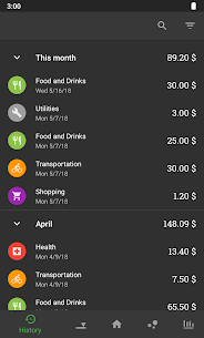 Expense Manager – Mod Android Updated 3