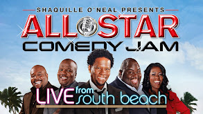 Shaquille O'Neal Presents: All Star Comedy Jam, Live From South Beach thumbnail