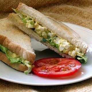 Cajun Egg Sandwich Recipes