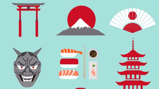 symbol-japonais-masque-mont-fuji-pagode