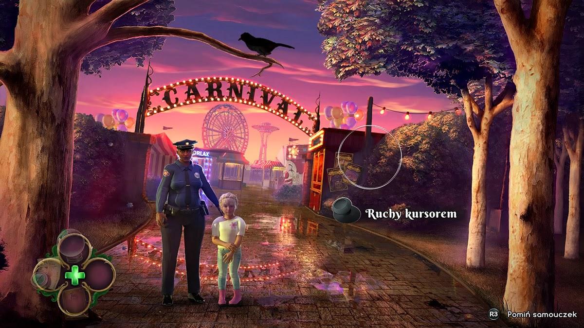 Dark Arcana: The Carnival - recenzja gry