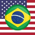 Portuguese English Translator with offline mode icon