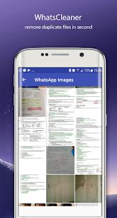 WhatsCleaner - náhled