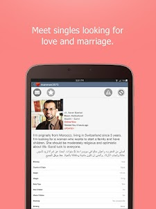 buzzArab - Chat, Meet, Love screenshot 6