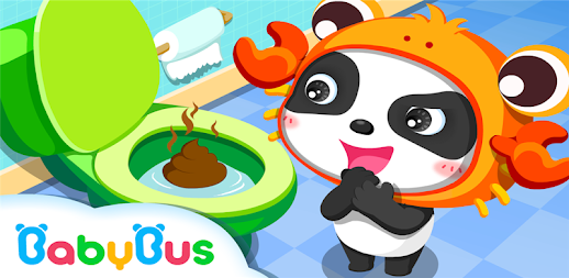 Baby Panda's Potty Training - Toilet Time APK