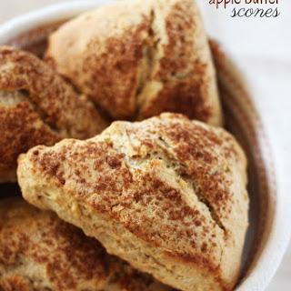 Apple Butter Scones