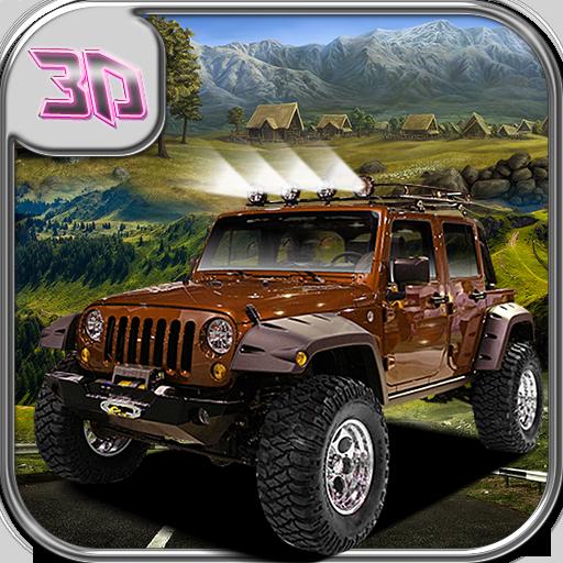 スーパーヒルクライミングレース3D 賽車遊戲 App LOGO-APP試玩