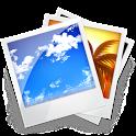 Gallery # - photo albums, lock photos, hide files icon