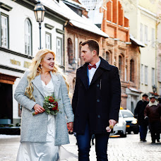Wedding photographer Katerina Sadovskaya (madkatherine). Photo of 12.02.2017