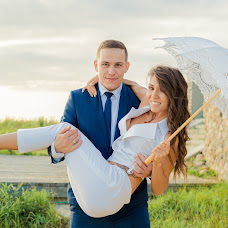 Wedding photographer Evgeniya Raduga (jenyaraduga). Photo of 20.09.2017