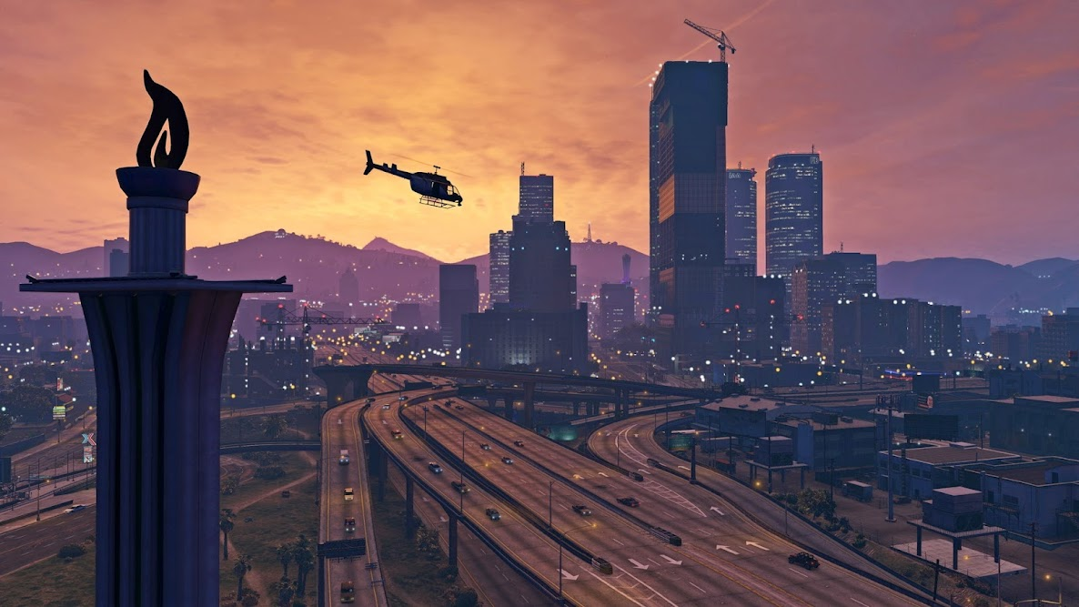 Download Grand Theft Auto V Full Crack