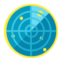Standup Radar icon