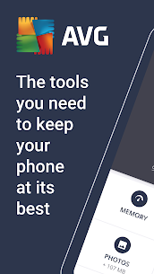 AVG Cleaner Pro APK 4.22.1 (Premium Unlocked) 1